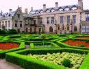 Newstead abbey gardens england