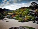 Adachi museum gardens Japan