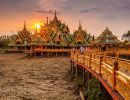 Ancient siam Thailand