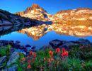 Thousand island lake USA