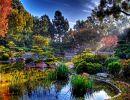 Earl burns miller japanese garden USA