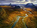 Sarek national park sweden