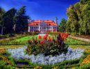Kozłowka palace poland