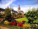 kloster seligenstadt garden germany