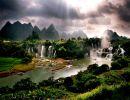 Betian falls Vietnam
