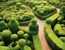 los jardines colgantes de marqueyssac
