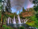 burney falls usa