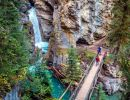 johnston canyon canada