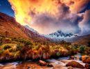 huascaran national park peru