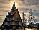 stave church norway