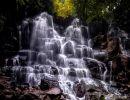 waterfalls and bali indonesia