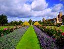 rockingham castle gardens england milespowerpoints.com