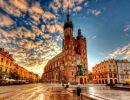 st. mary's basilica krakow poland
