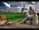 Kinderdijk – Holanda