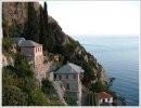 Monte Athos. Monasterio Petra – Grecia