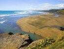 Mauriwai Beach – Nueva Zelanda