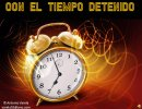 Con El Tiempo Detenido