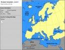 Puzzle geográfico