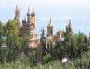 Castillo de Colomares y Málaga – España
