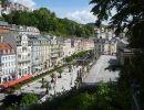 Un paseo por Karlovy Vary