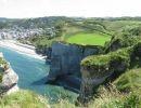 Éntretat – Normandia Francia