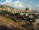 Los pueblos de las montañas del Yemen