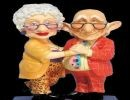 65 años de casados