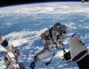 Trabajando en el espacio