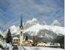 Esquiando por los Alpes Italianos