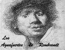 Los Aguafuertes de Rembrandt