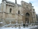 Aranda de Duero con nieve segunda parte