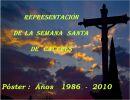 Representación Semana Santa de Cáceres