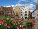 Caminando por Eguisheim