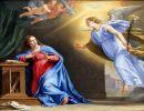 Anunciación del Ángel a María