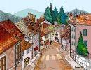 Haute Savoie. Francia