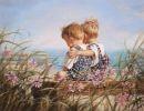 Niños por Kathryn Andrews Fincher 2