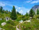 Los Dolomitas y sus pueblos