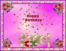 Feliz cumpleaños, Ángel