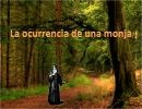 La ocurrencia de una monja